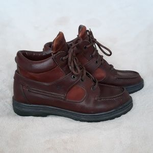 Timberland Gore-Tex Waterproof Leather Hike Boots